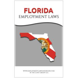 Florida Employment Laws_sq from Employment Law Handbook.com