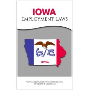 Iowa Employment Laws_sq from Employment Law Handbook.com