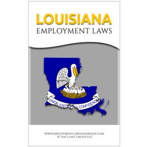 Louisiana Employment Laws_sq from Employment Law Handbook.com