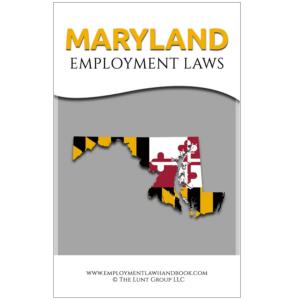 Maryland Employment Laws_sq from Employment Law Handbook.com