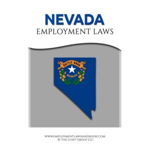 Nevada Employment Laws_sq from Employment Law Handbook.com