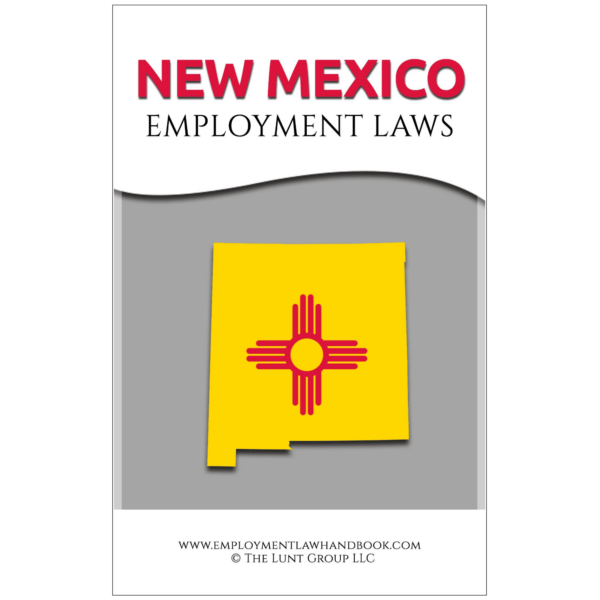 New_Mexico Employment Laws_sq from Employment Law Handbook.com
