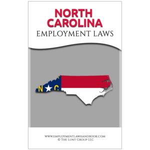 North_Carolina Employment Laws_sq from Employment Law Handbook.com