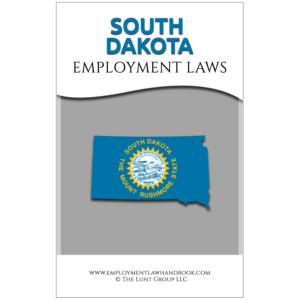 South_Dakota Employment Laws_sq from Employment Law Handbook.com