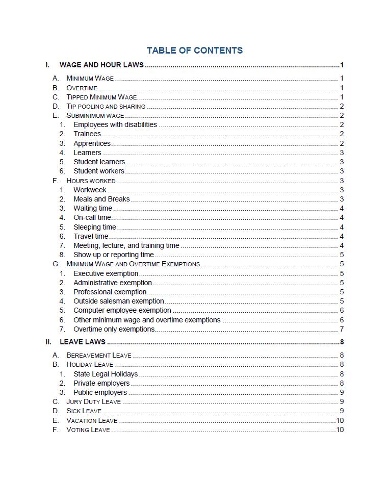 missouri employment laws pdf employment law handbook. Black Bedroom Furniture Sets. Home Design Ideas