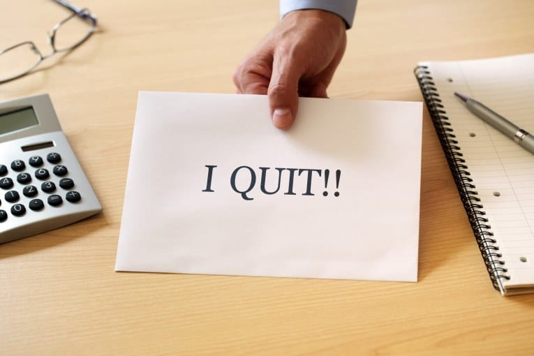 Five Steps to Follow When an Employee Quits