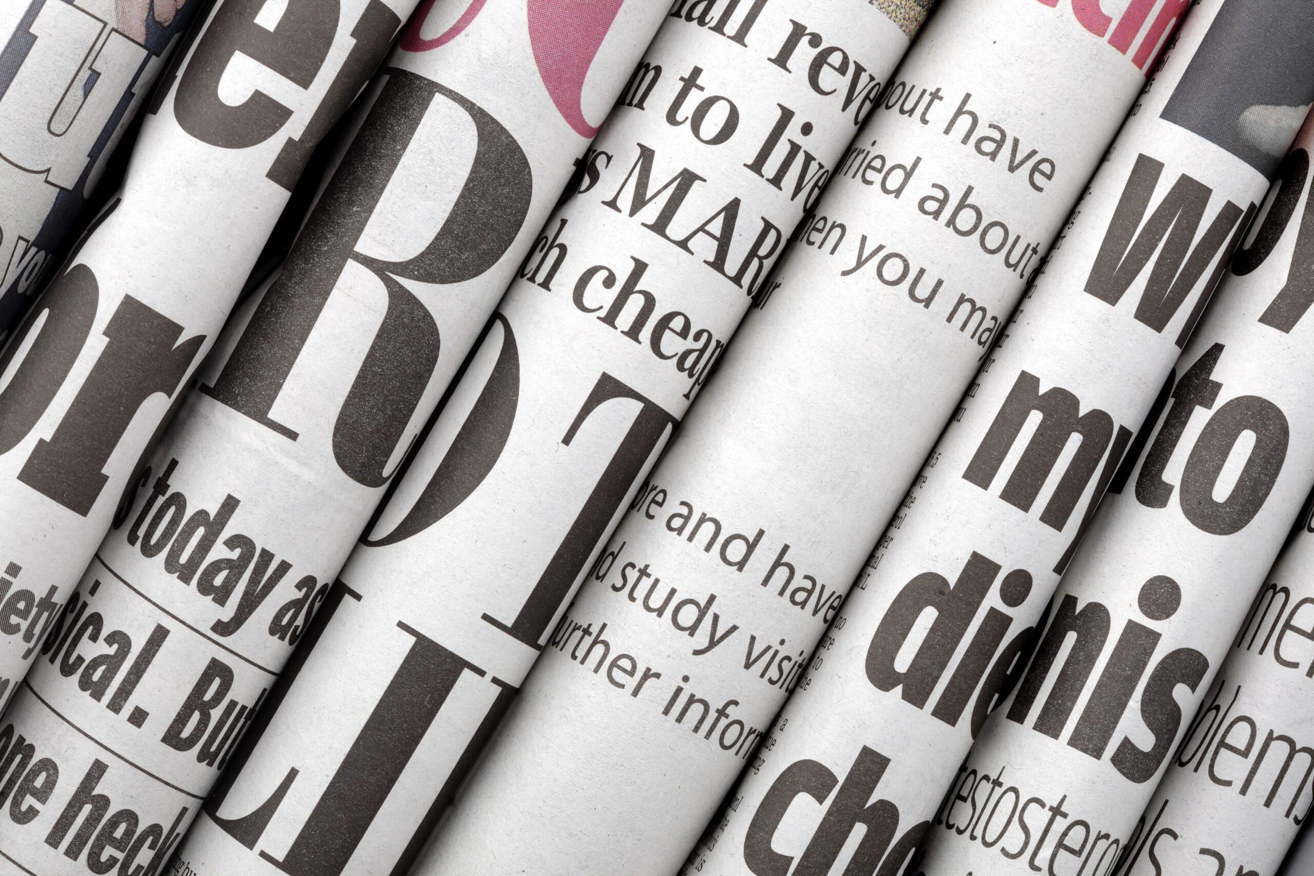 2019 News Roundup