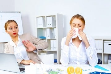 Dealing with the Coronavirus at the Workplace