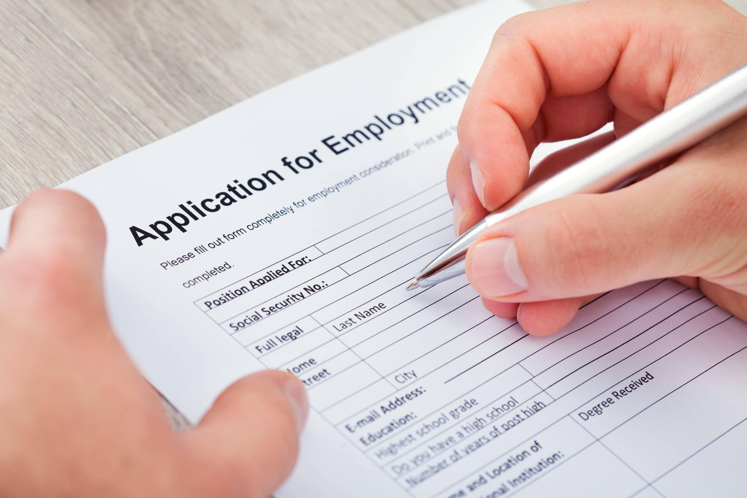 BLS Releases Job Data